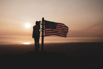 A Flag, poetry written by Msdedeng at Spillwords.com