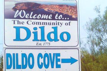 Dildo Newfoundland, a haiku written by John R. Cobb at Spillwords.com
