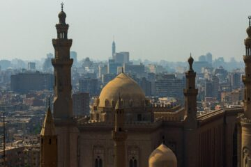 In Cairo, Awake, micropoetry by Meg Smith at Spillwords.com