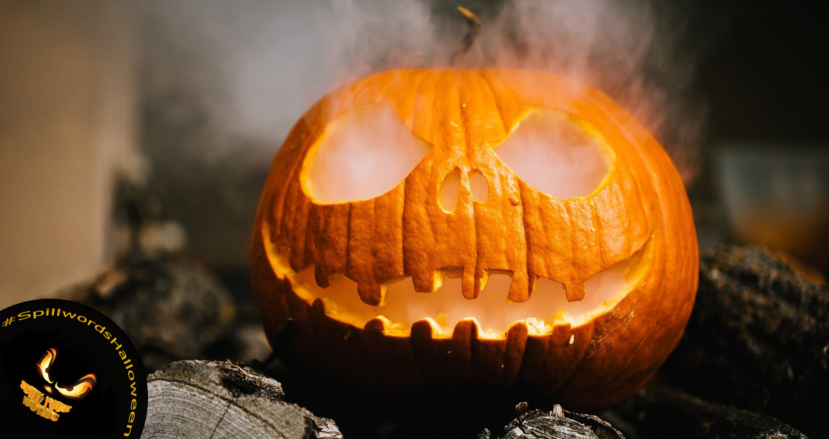 Jack-o'-Lantern, poetry written by Ingrid at Spillwords.com