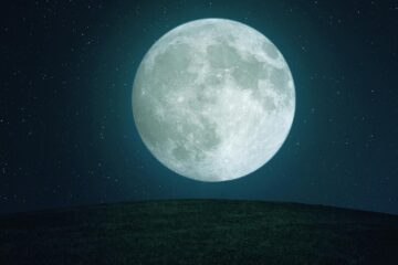 Tears of Luna, micropoetry by Jaya Avendel at Spillwords.com