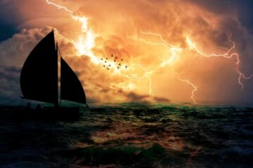 The Sailor, poetry written by Karoline Lesande at Spillwords.com
