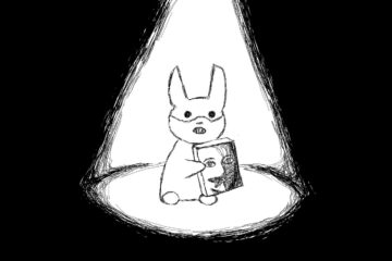 What The Bunny Is Holding, haiku by Robyn MacKinnon at Spillwords.com