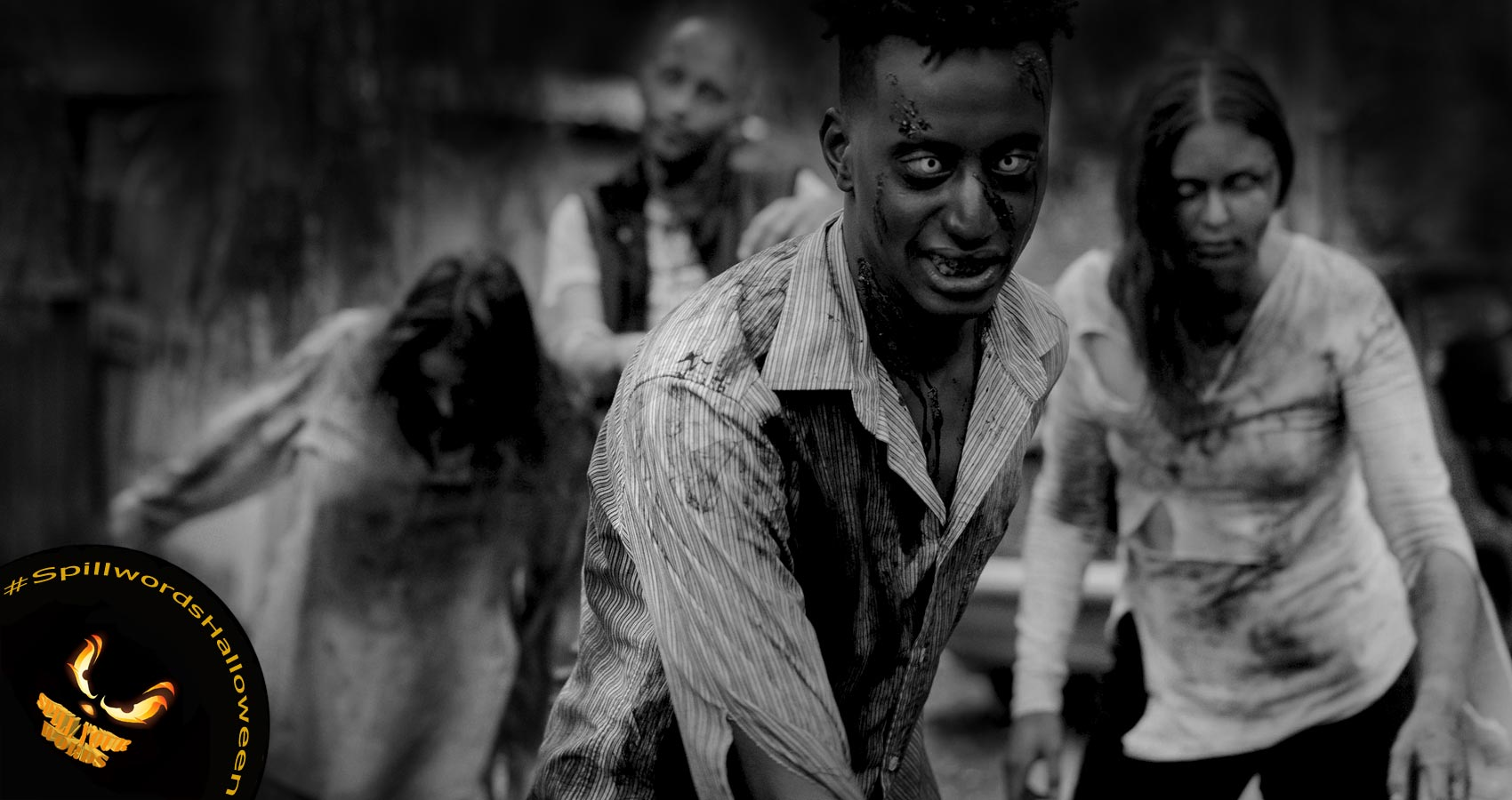 Zombies Dancing, micropoetry by Kevin Taylor at Spillwords.com