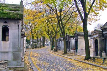 Cmentarz na Père-Lachaise, poetry by Józefa Ślusarczyk-Latos at Spillwords.com