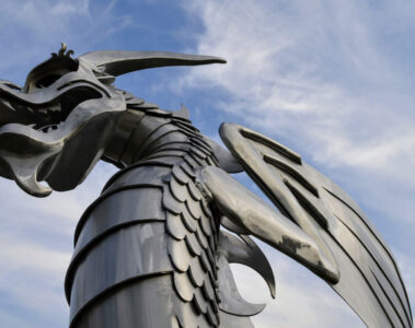Here Be Dragons, poetry by James Lilley at Spillwords.com
