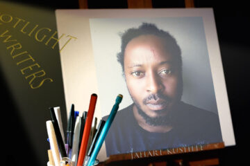 Spotlight On Writers - JahArt Kushite, interview at Spillwords.com