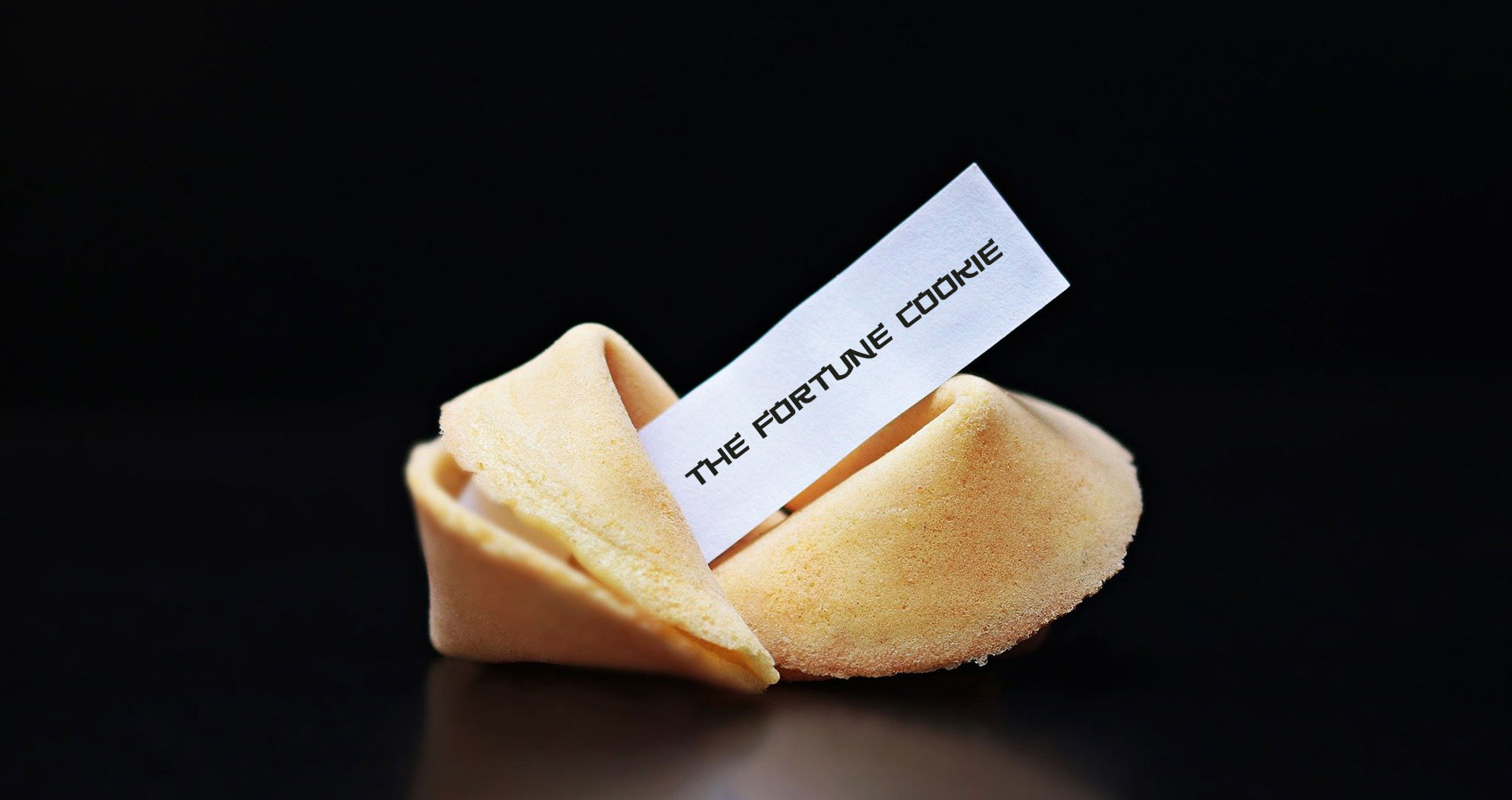 The Fortune Cookie, a poem by Thomas R Bates at Spillwords.com