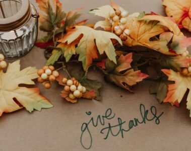 Thoughts of Thanksgiving by Charles Frederick White at Spillwords.com