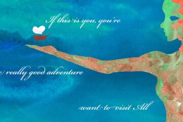 Adventure, a haiku written by Robyn MacKinnon at Spillwords.com