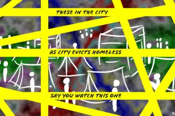 As The City Evicts, a haiku written by Robyn MacKinnon at Spillwords.com