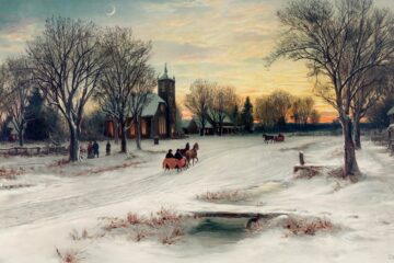 Christmas Eve 1836, a poem by Henry Alford at Spillwords.com