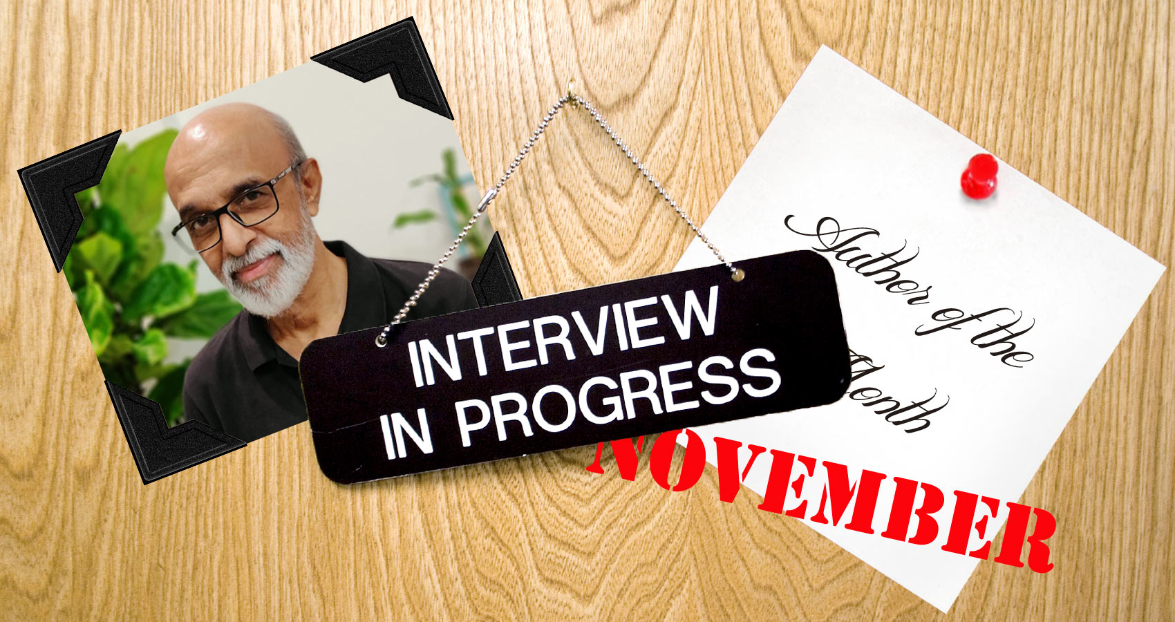 Interview Q&A with GS. Subbu, a writer at Spillwords.com