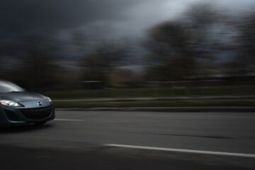 Life in a Speeding Car, a poem by Jeff Flaig at Spillwords.com
