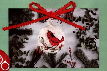 Solitary Plague-Time Christmas in a Studio Apartment, poem by Linda Marie Hilton