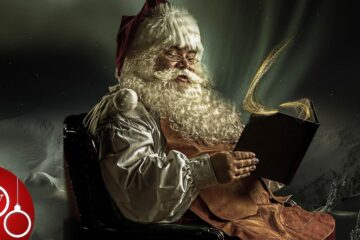 Tea With Santa, poetry by Ursula Levi at Spillwords.com