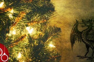 The Christmas Eve Dragon, story by Philippa Hawley at Spillwords.com
