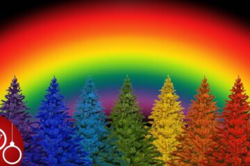 The Christmas Rainbow, poetry by Ken Gosse at Spillwords.com