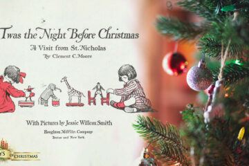 'Twas The Night Before Christmas, story by Jim Bates at Spillwords.com
