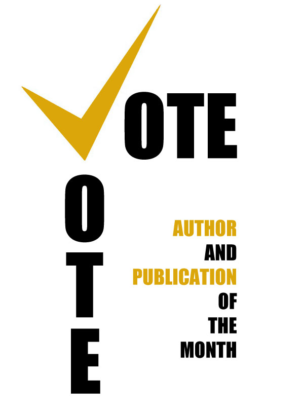 Vote for Author/Publication of the Month at Spillwords.com