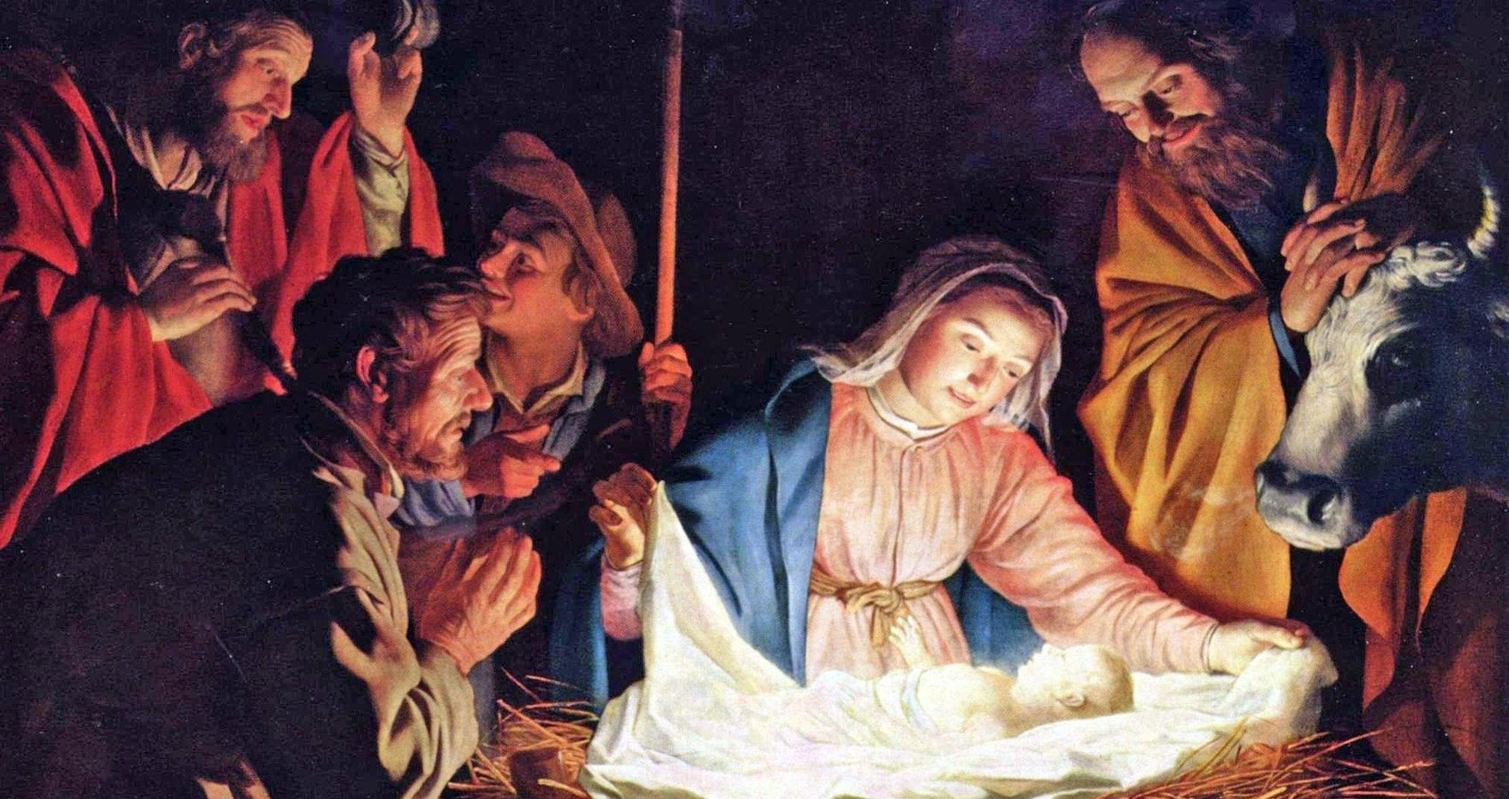 God's Gift in Manger Lay, micropoetry by Robbie Pruitt at Spillwords.com