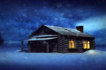 Harbinger of Winter, poetry by Ken Allan Dronsfield at Spillwords.com