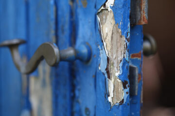 Leaving Blue Doors, poetry by Joni Caggiano at Spillwords.com