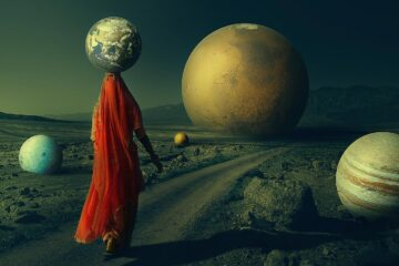 Let This Planet Smile, micropoetry by Bitupan Das at Spillwords.com