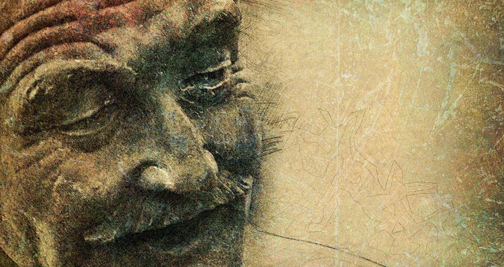 One man's Face, poetry by Edward McCloud at Spillwords.com