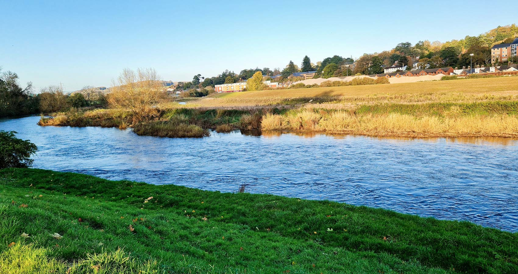 Picture This - The River, poetry by Jacqueline Mead at Spillwords.com