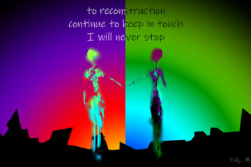 Reconstruction, a haiku by Robyn MacKinnon at Spillwords.com