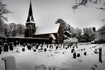 The Lost Hunter - A Winter Ghost Story, a poem by David Haven at Spillwords.com