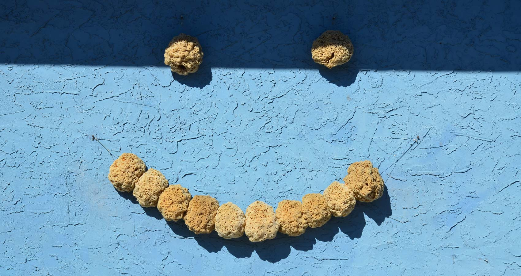 The Smiley-Faced Sponge, flash fiction by Ayvan Saila at Spillwords.com