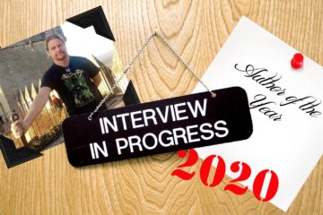 Author Of The Year 2020 Interview with P.C. Darkcliff at Spillwords.com