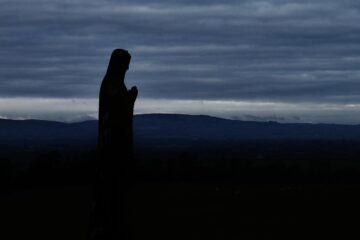 Burying Sister Mary, poem by Christian Ward at Spillwords.com