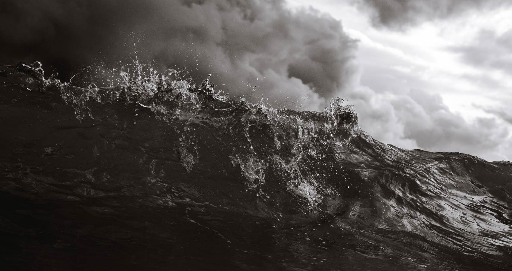 I Am The Raging Ocean, poetry by Caleb Burphy at Spillwords.com