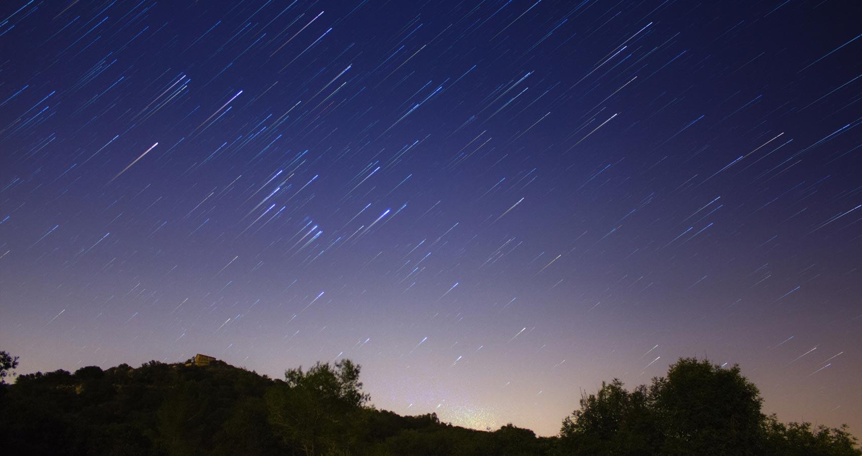 Noc Spadających Gwiazd, a poem by Yvette Popławska at Spillwords.com