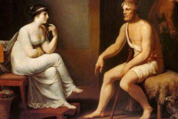 Penolope and Odysseus, a poem by Tasos Kyrtasoglou at Spillwords.com