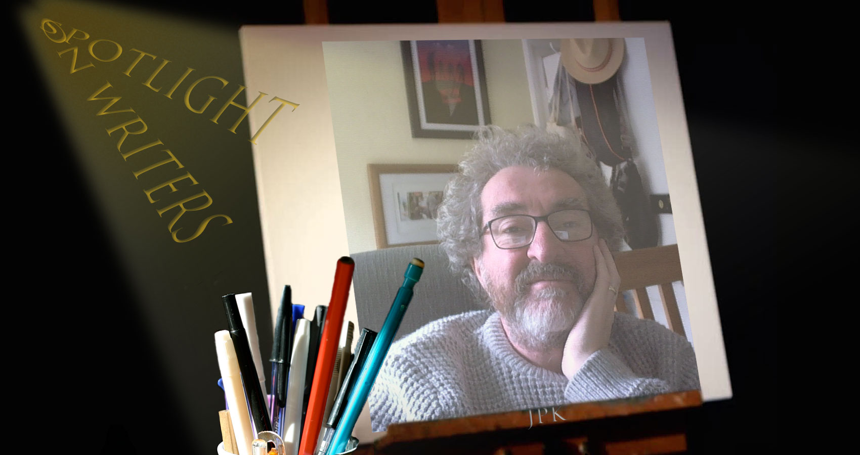Spotlight On Writers - JPK, an interview at Spillwords.com