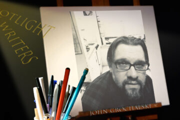 Spotlight On Writers - John Grochalski, interview at Spillwords.com
