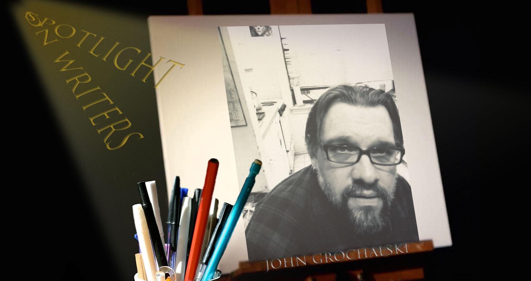 Spotlight On Writers - John Grochalski, interview at Spillwords.com