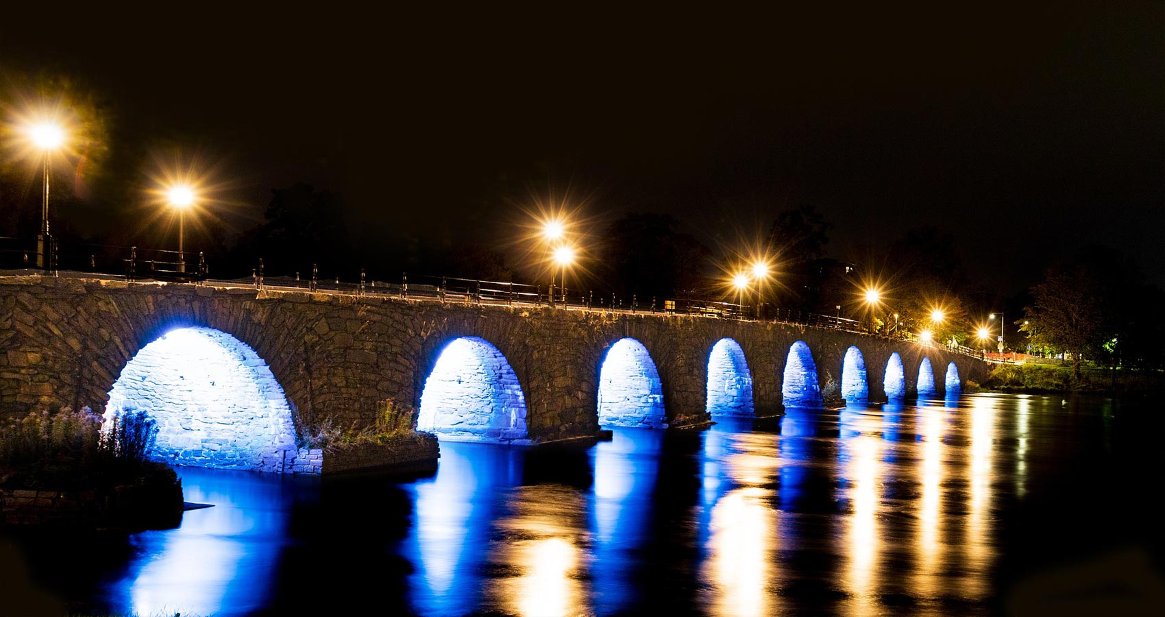 The Bridge, poetry written by Jan McCulloch at Spillwords.com