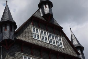 The Village Hall, a poem written by Caroline Gauld at Spillwords.com