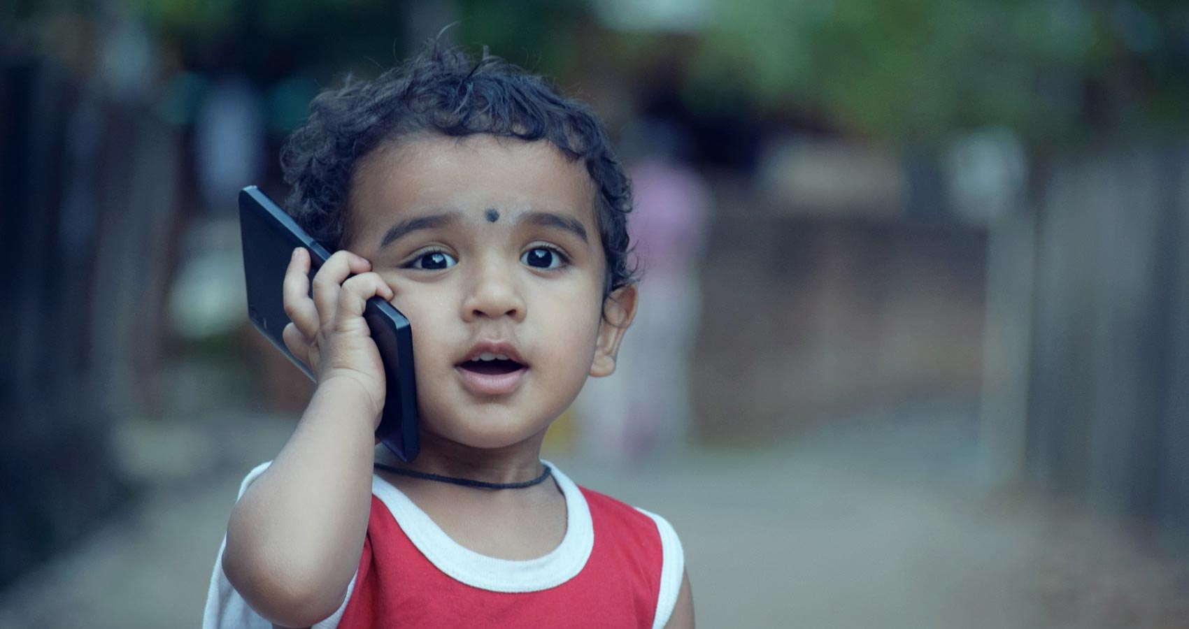 Unsafe Digital Boxes in The Hands of Children, article by Syed Tajamul Hussain at Spillwords.com