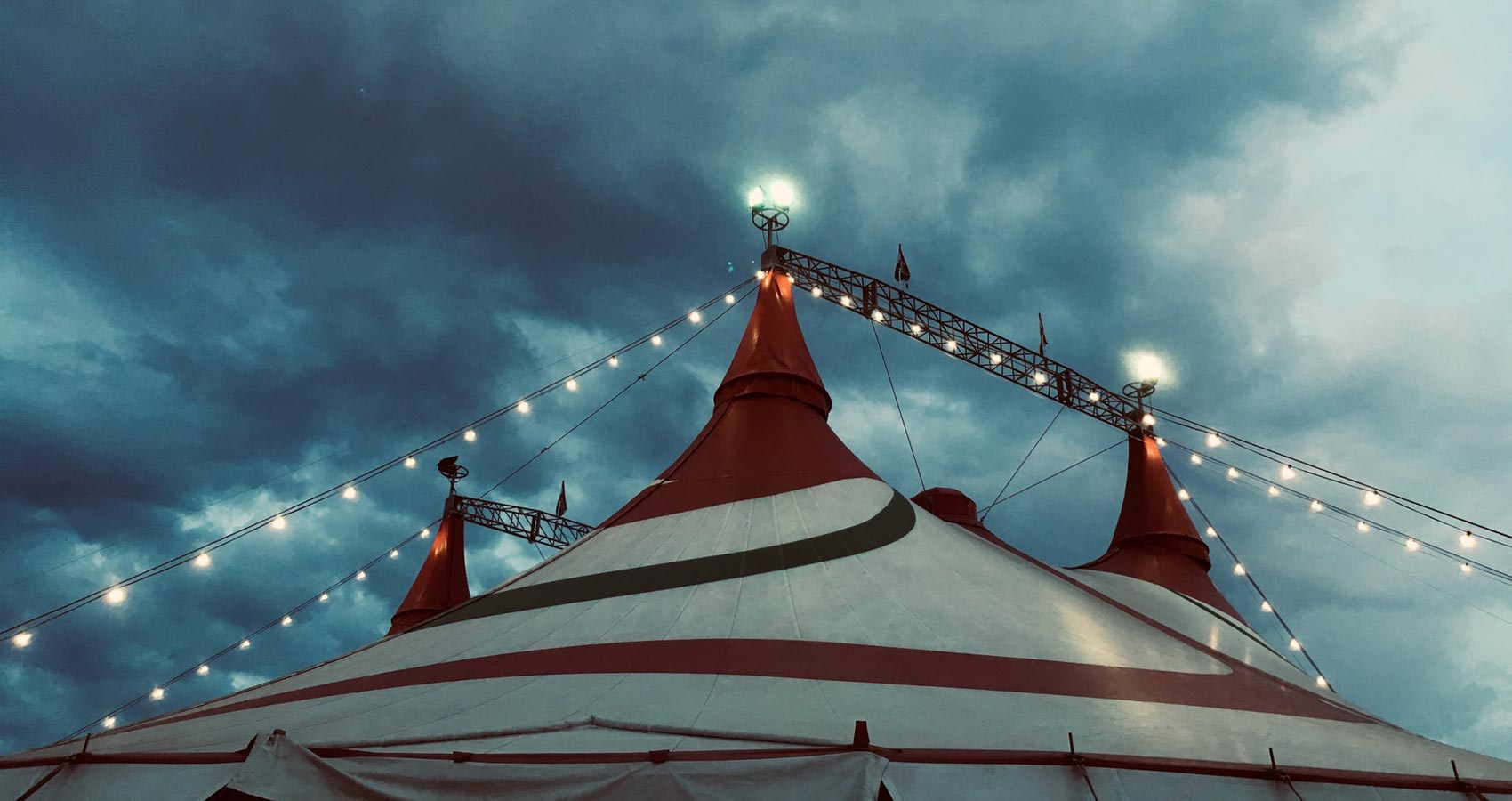 Circus, poetry by Liam Flanagan at Spillwords.com
