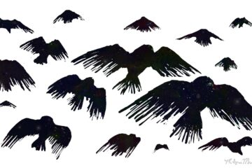 Crow Army, a haiku by Robyn MacKinnon at Spillwords.com