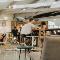 In A Cafeteria, flash fiction by Nachi Keta at Spillwords.com