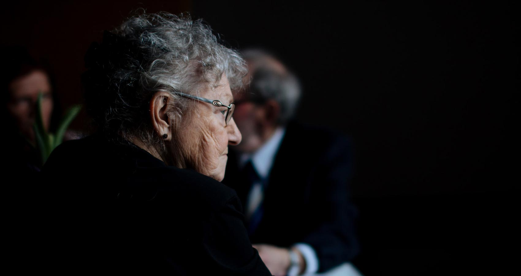 The Aged, a poem by Glynn Sinclare at Spillwords.com