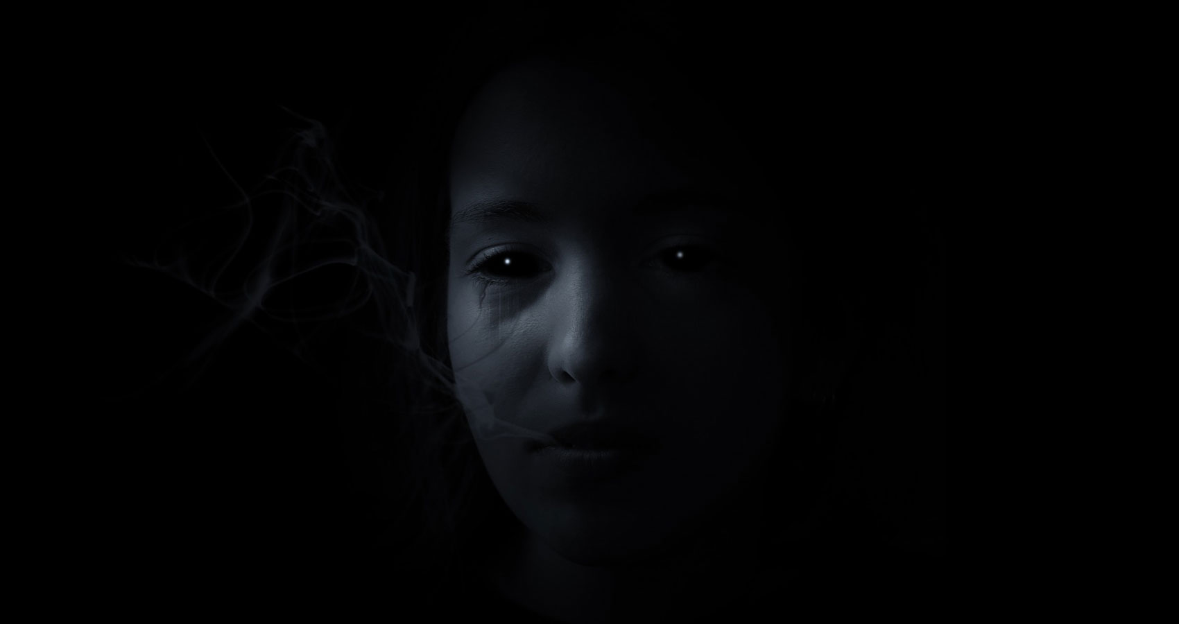 The Girl with Obsidian Eyes, story by Jason Herrington at Spillwords.com
