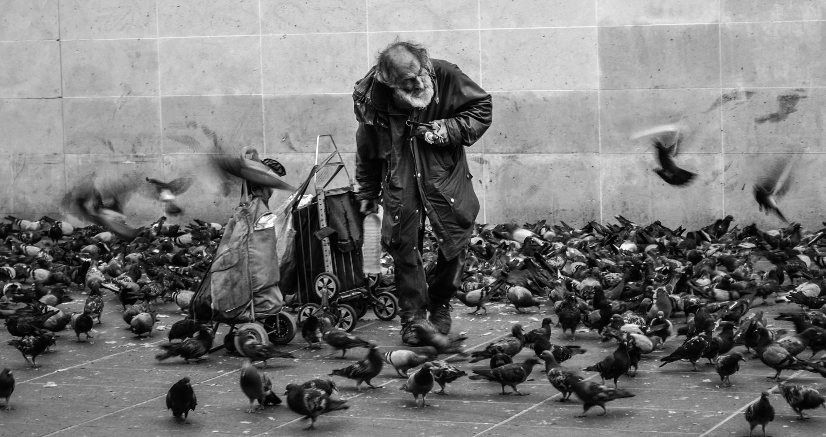 A Mendicant's Perspective, a poem by Bilquis Fatima at Spillwords.com